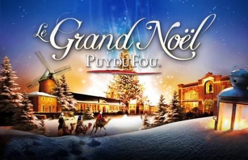 noel 2018 puy du fou Puy du Fou: le Mystère de Noël   agence de voyages vannes noel 2018 puy du fou