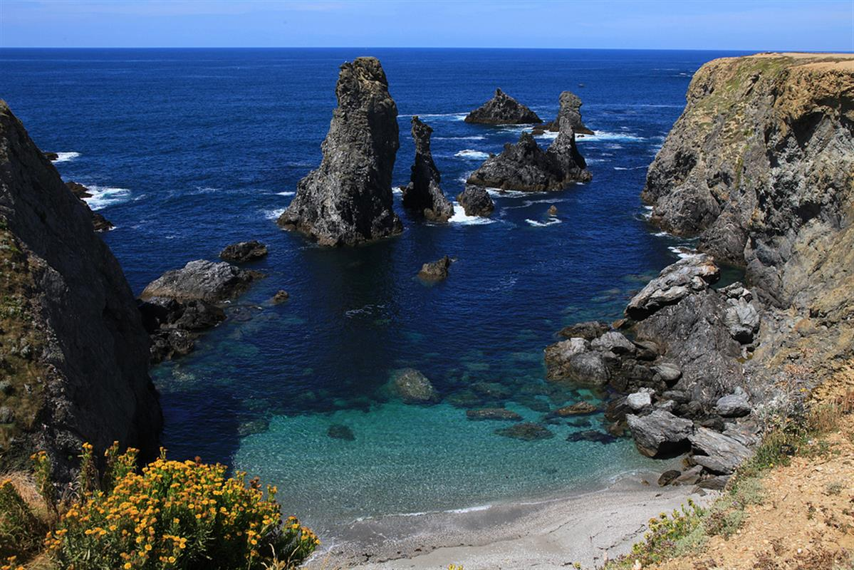 Belle ile en mer agence de voyages vannes for Agence paysage vannes