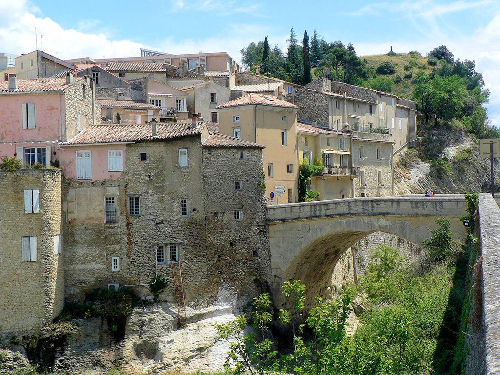 Provence et lub ron agence de voyages vannes - Hotel vaison la romaine piscine ...