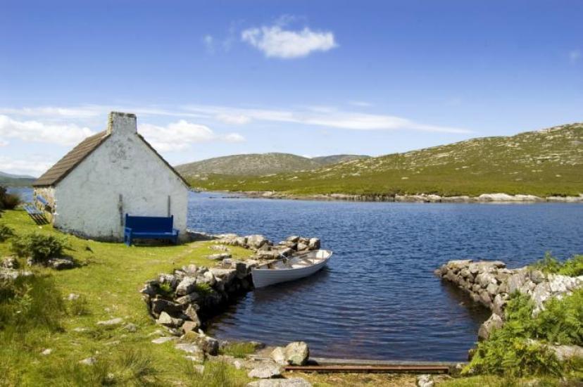 Les deux irlande agence de voyages vannes for Agence paysage vannes