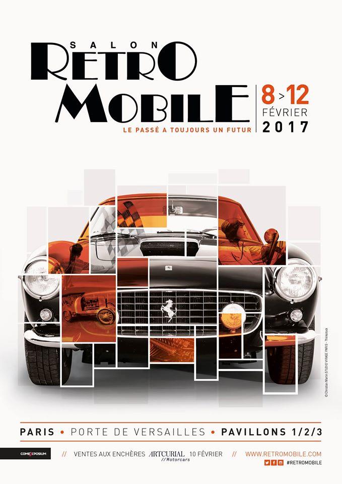 Salon de la voiture r tro paris agence de voyages vannes for Salon vieilles voitures