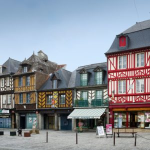 Dol La Mystérieuse et la Baie du Mont St Michel