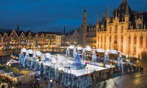 marché de Noël de Bruges