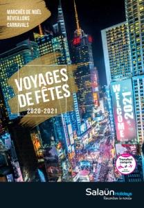 Voyages de Fêtes 2020-2021