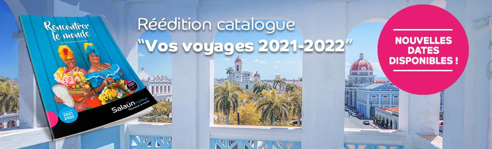 Nouveau catalogue 2021 -2022